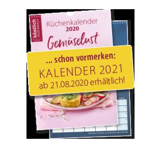 Küchenkalender 2020