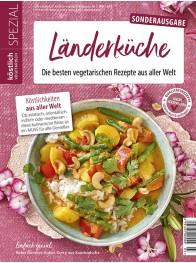 """Sonderausgabe """"Länderküche"""""""