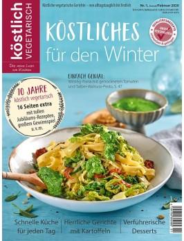 Köstliches für den Winter - <br>Jubiläumsausgabe mit Extrateil