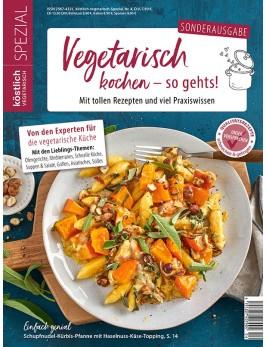 """Sonderausgabe """"Vegetarisch kochen – so gehts!"""""""