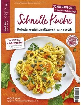 """Sonderausgabe """"Schnelle Küche"""""""