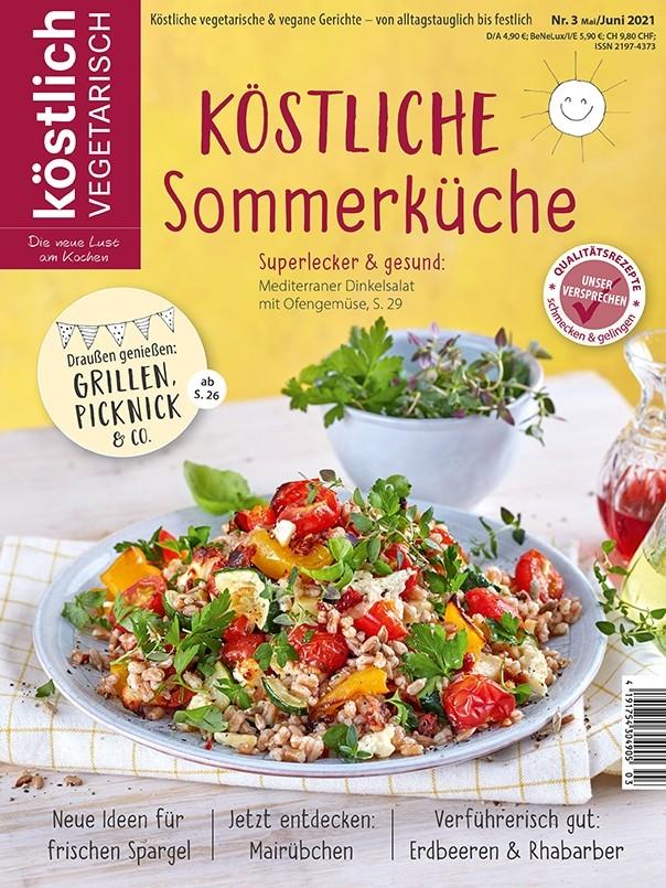 Köstliche Sommerküche