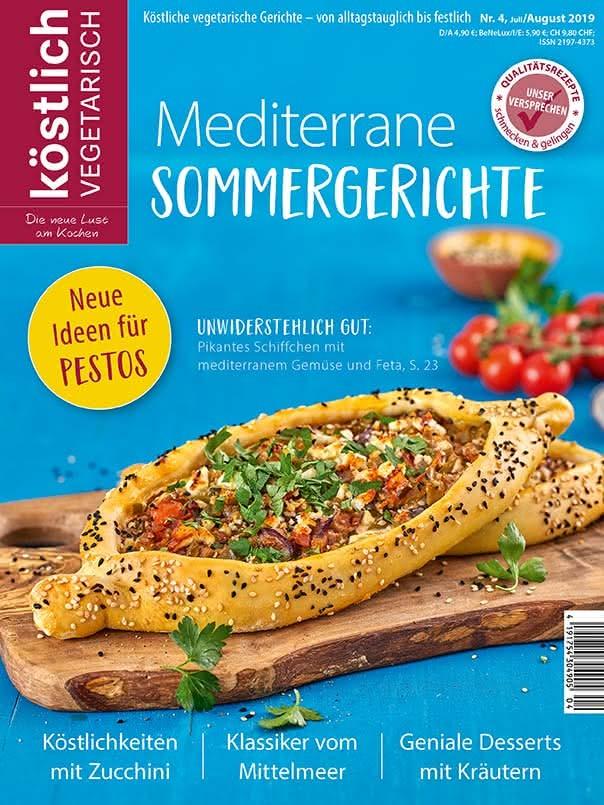 Mediterrane Sommergerichte