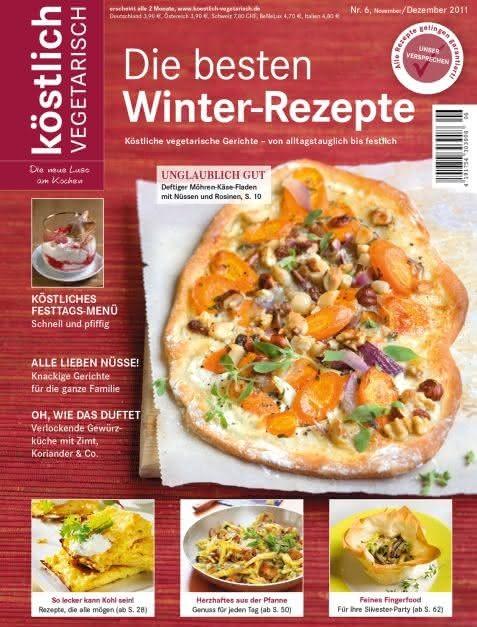 Die besten Winter-Rezepte