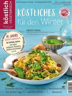 Köstliches für den Winter - Jubiläumsausgabe mit Extrateil