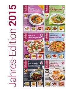 Jahres-Edition 2015